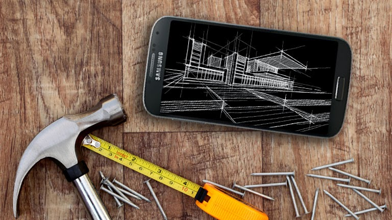 4 home improvement apps that will tackle any task for Apps for home remodeling