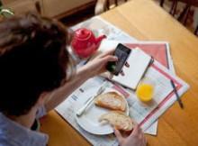 smartphone-food