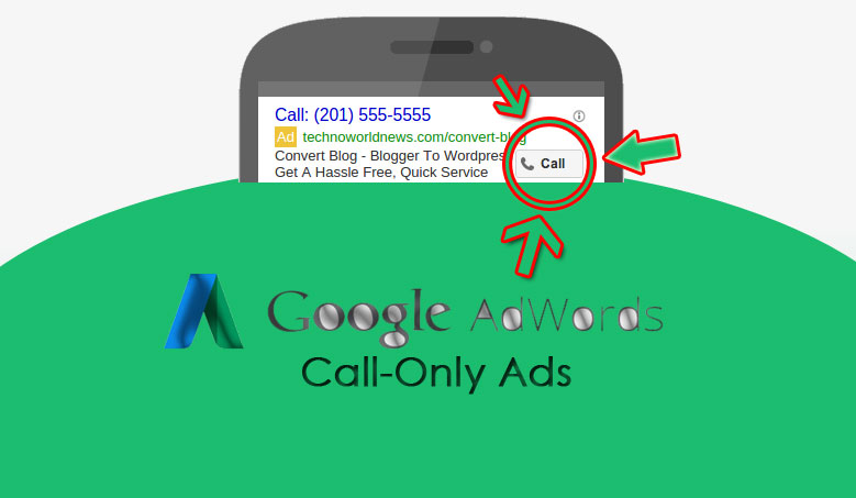 google-adwords-call-only-ad