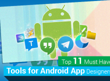 android app designing tools