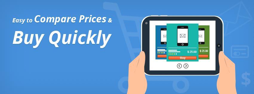 price comparison mobie app