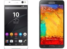 Sony Xperia C5 Ultra vs Samsung Galaxy Note 3