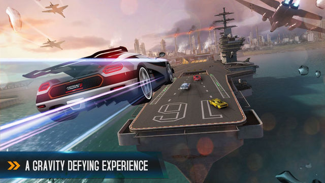 asphalt8 iphone