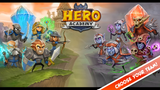 hero academy iphone