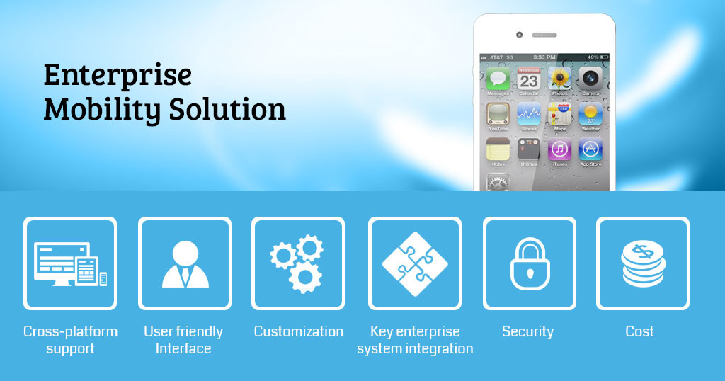 Enterpric mobility solution