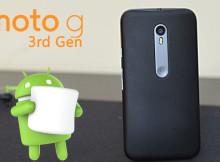 Moto G (3rd Gen) Android upgradation