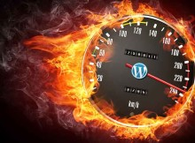wordpress theme page speed