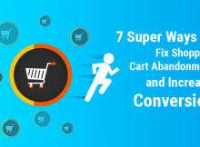 Fix Shopping Cart Abandonment
