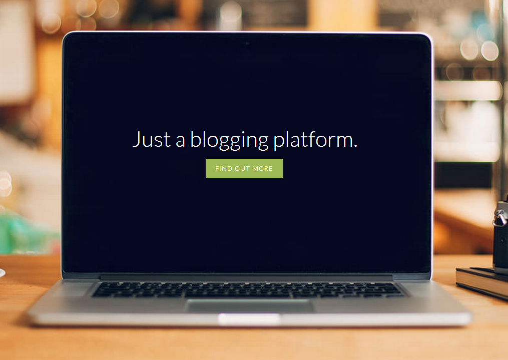 Ghost The Blogging Platform