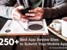 app review websites list