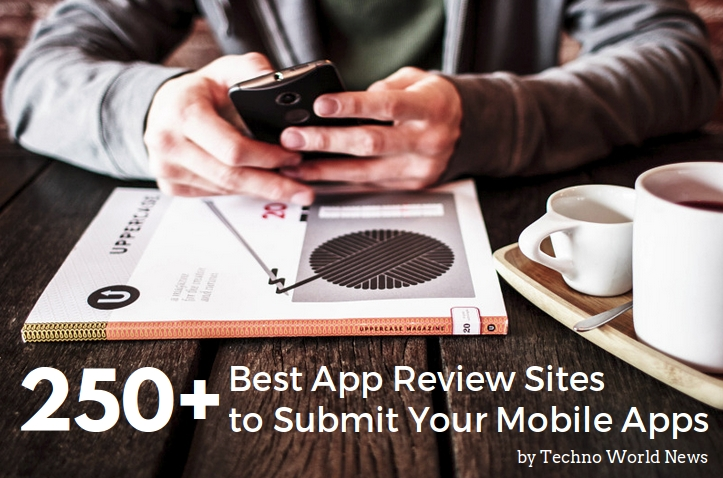 app review websites list