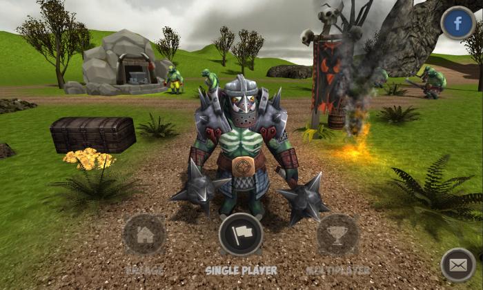 orcwar clash RTS