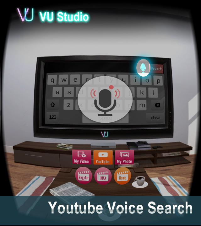 youtube voice search