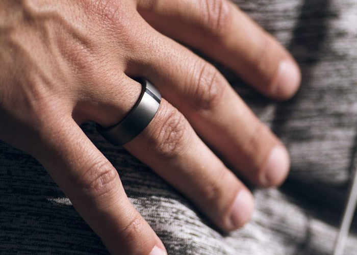 Motivs Fitness Tracking Ring