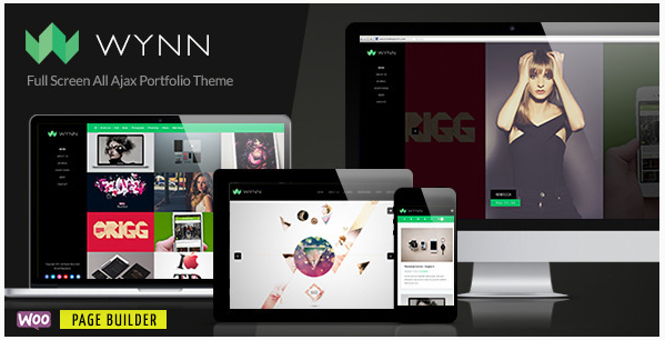 Wynn wordpress theme