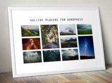gallery plugins for WordPress