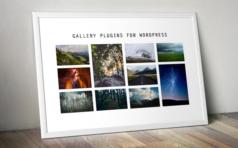 gallery plugins for WordPress