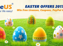 easeus easter offers 2017