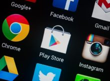 mobile apps on play store