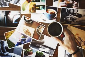 Coffee Cafe Calm Chill Beverage Resting Enjoy Concept