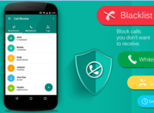Call Blocker Android App