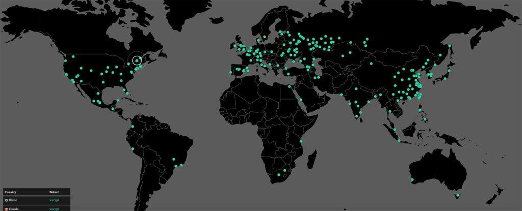 WannaCry Ransomware Hack