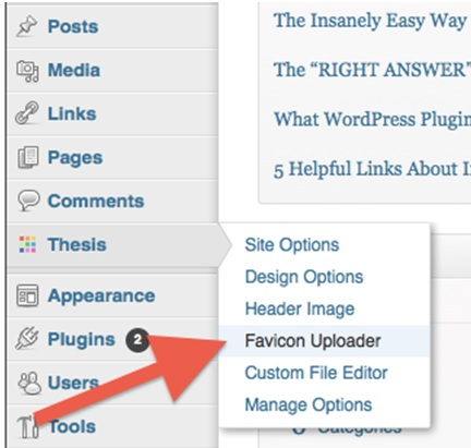 wordpress favicon plugin
