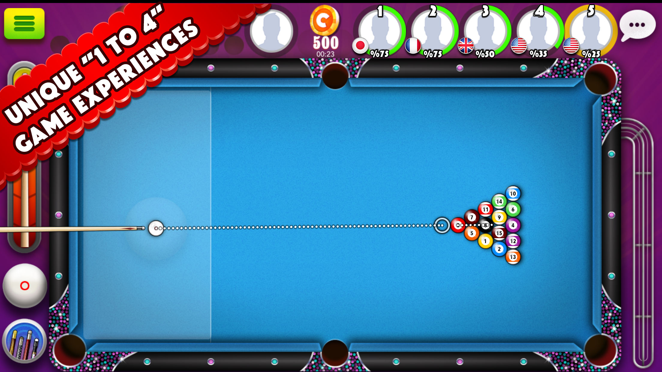 8 ball mobile app review