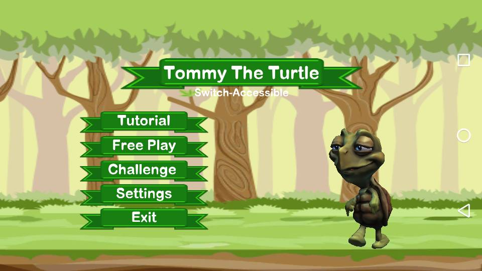 Tommy the Turtle app