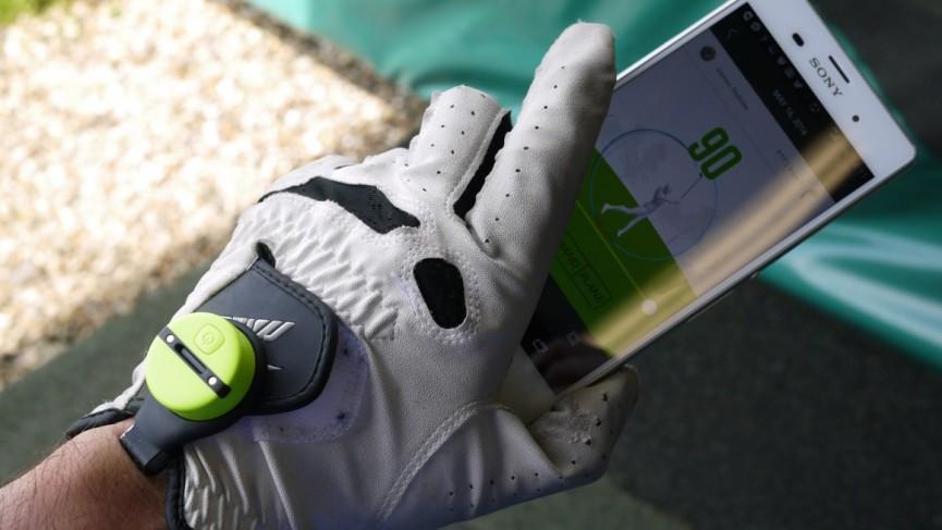 Zepp Golf 2 for golfing