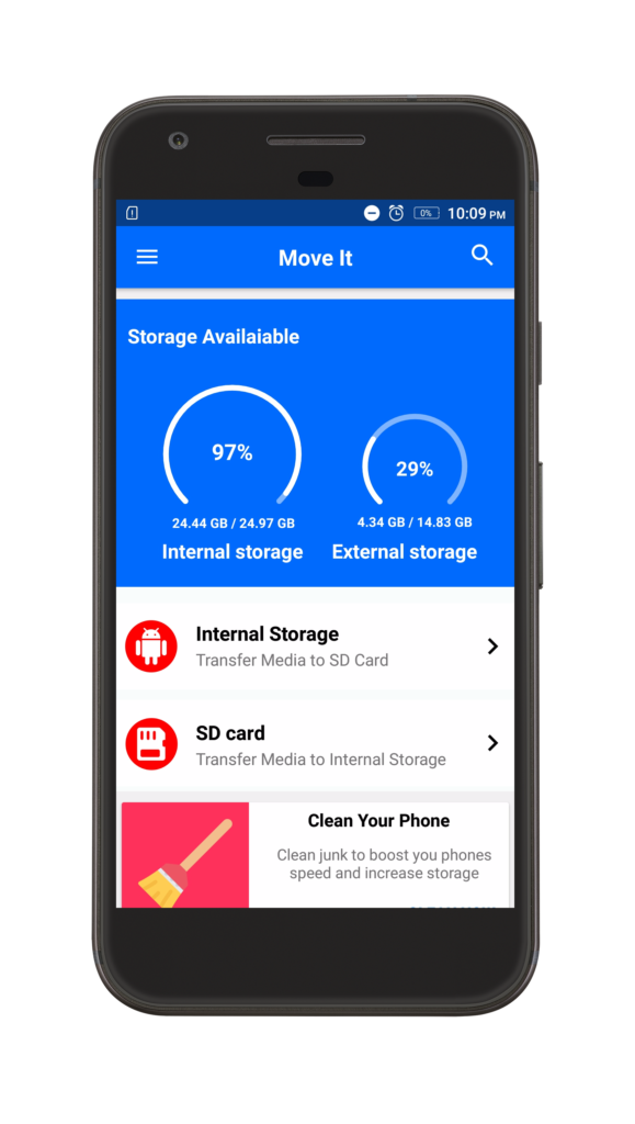 moveit app  an easy way to move media to sd card