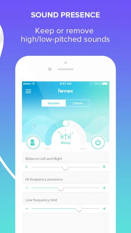 Fennex app