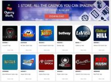 cherry rush app store
