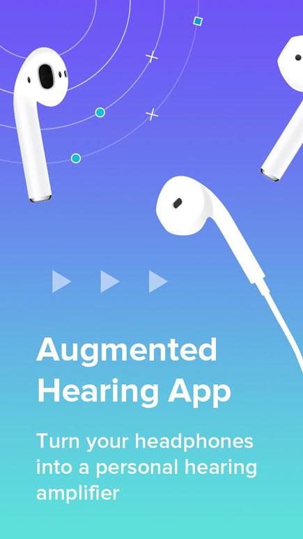 fennex app augmemted hearing