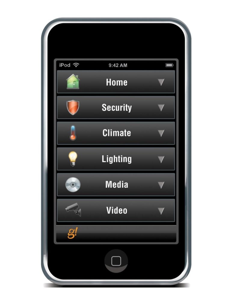 home mobile apps