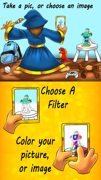 Coloring App Iphone Review