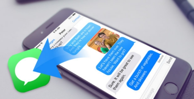 iphone text message backup