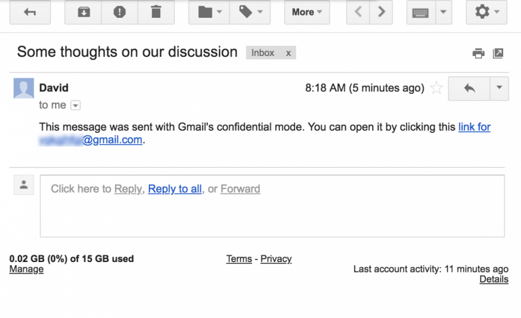 Gmail S New Feature Coming Soon Sending Confidential
